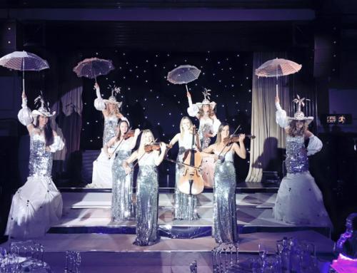מופע רקדנים מרהיב בקצב האירוע שלך!